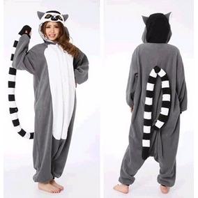 Pijama Rey Julian Madagascar Para Niño Y Adulto