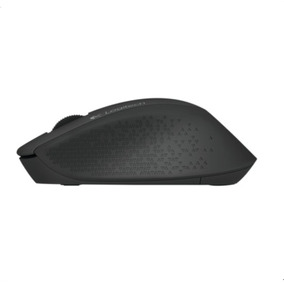 Mouse Wireless M280 Preto Logitech