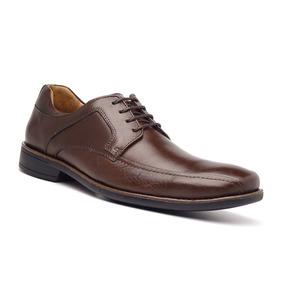 Sapato Casual Masculino Em Couro Slu 18604 Di Pollini