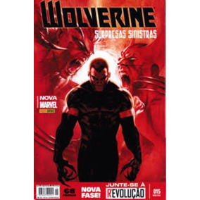 Hq Wolverine - N 15 - Marvel - Panini