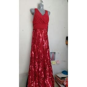 Vestido De Licra Y Lentejuela