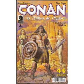 Conan As Filhas De Midora / Edição Especial