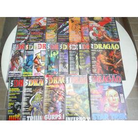 Revista Dragão Brasil - Vários Numeros - Editora Trama