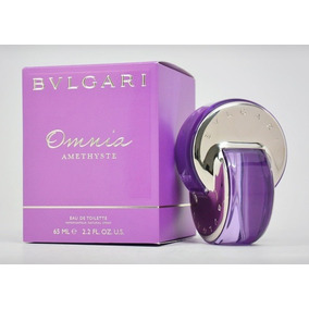 6bcd9489de97d Perfume Bvlgari Omnia Amethyste - Perfumes no Mercado Livre Brasil