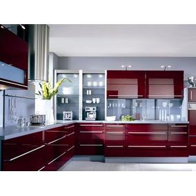 Fabrica Muebles De Cocina Modernos - Amoblamientos Completos en ...
