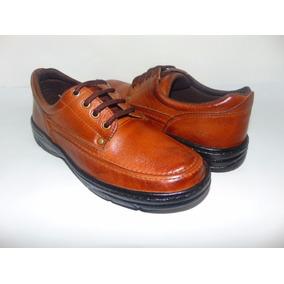 Sapato Conforto Masculino Em Couro Promoção Preço Fabrica