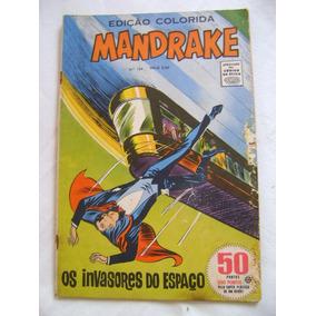 Mandrake Magazine Nº134 Anos 60 Rge Leia !