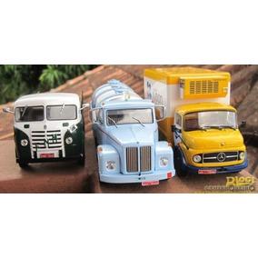 As 4 Juntas Kibon + Scania + Fnm + Casas Bahia . 4 Caminhões
