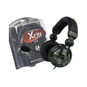 Fone De Ouvido C3 Tech Xcite-15mi-2324rg Com Microfone