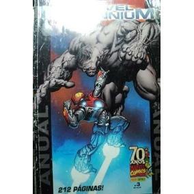 Hq - Panini - Marvel Millennium Anual N° 3 Por
