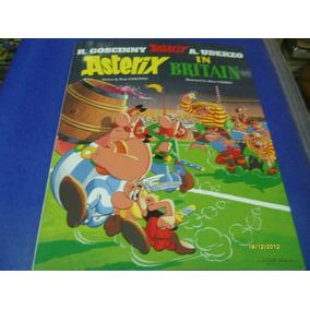 Comic Ingles Asterix In Britain / Goscinny Uderzo Inglaterra