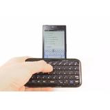 Mini Teclado Inalámbrico Bluetooth 3.0 Para Celular Tablet