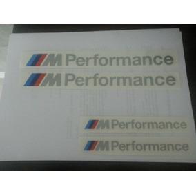 Adesivo M Performance Para Bmw M / M5 / M3 / 325 / X5 / 540