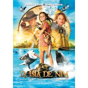 Pósters De Cine La Isale De Nim . Infantil