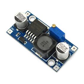 Regulador De Tensão Lm2596 - Eletrônica