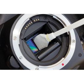 Kit De Limpeza De Sensor, Lentes E Câmera Nikon Canon Sony