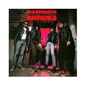 Ramones Halfway To Sanity Cd Clasico Punk!