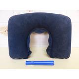 Travesseiro Almofada Pescoço Inflável Usado