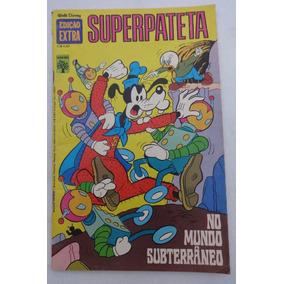 Disney Edição Extra - Superpateta - Mundo Subterrâneo - 1975