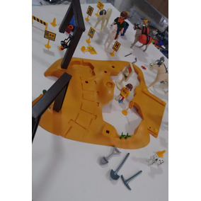 Lote Playmobil (5246) Western - Mina De Ouro