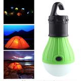 Lampada Camping, Acampamento, Barraca, Pesca, Pronta Entrega