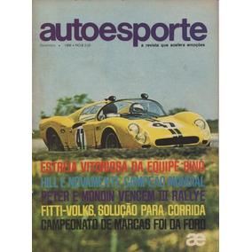 Auto Esporte Nº50 Fitti-volks Equipe Bino Estréia Com Pé Dir