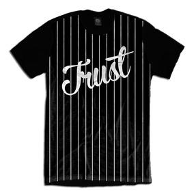 f001b8cd997e8 Camiseta Listrada Trust Baseball Basquete Esporte Nfl Sport