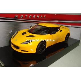 be5e2602be87 24 Full Lotus Evora S Rojo Motormax 1 - Automóviles Escala 1 24 en ...