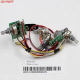 Pre Amplificador Circuito Baixo Artec Se3 5 Potenciometros