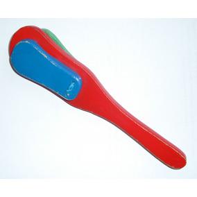 Instrumento Musical De Madera De Colores