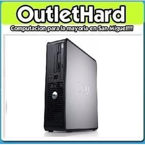 Pc Computadora Hp Core I3 4 Gb Ddr3 Disco 250 Dvd San Miguel