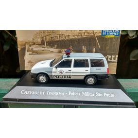 Miniatura Chevrolet Ipanema - Polícia Militar São Paulo Veic