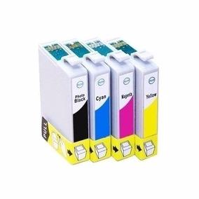 Kit 4 Cartuchos T194 Compativel Xp104 Xp204 Xp214 100% Novo