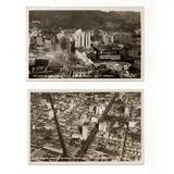 Cartao Postal Fotografico ( 2 ) - Juiz De Fora Mg - Colombo