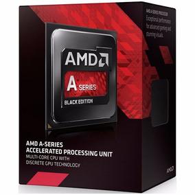 Procesador Amd Apu A6 7400k 3.9ghz Ati R5 | Dual Core | Fm2+