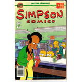 Revista Comic Simpson Nº36