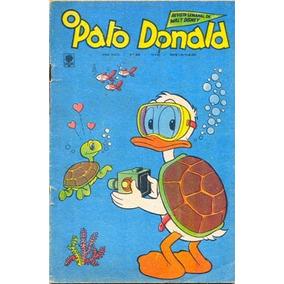 Lote Com 3 Gibis Pato Donald/zécarioca-1967 A 1970- 45 Reais