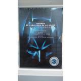 Pack Trilogia Batman El Caballero De La Noche