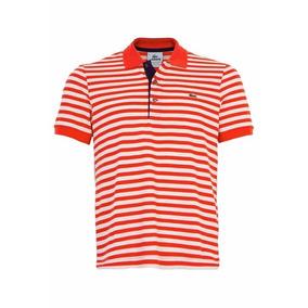 Camisa Polo Lacoste Listrada - Calçados, Roupas e Bolsas no Mercado ... a87c0ed6e6