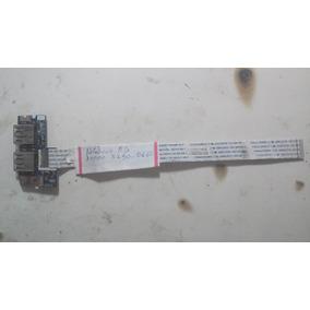 Placa Usb Ls-6581p Notebook Ace Aspire 5250