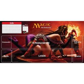 Playmat Personalizado! Magic The Gathering Mtg Rpg Card Game