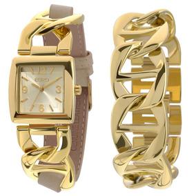 41f52c57063 Pulseira Euro Eu2035dz - Relógios no Mercado Livre Brasil