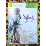 Final Fantasy 13-2 Xbox 360