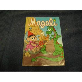 Gibi Magali Nº 20 - Editora Globo - Abril 1990