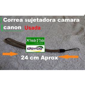 Correa Cinta Agarradera Soporte Pa Camara Fotografica Canon