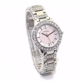 7166b736397 Relogios Finos Femininos Fossil - Relógios De Pulso no Mercado Livre ...