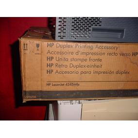 Duplex Hp Laserjet 4345 Mfp Q5969a