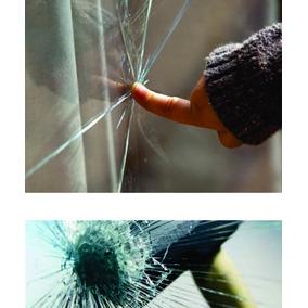 Protección Vidrios Y Ventanas Film Seguridad 2m X 1,5m