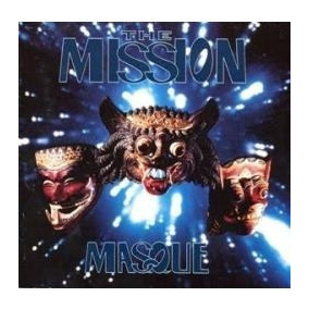 The Mission-masque Cd Made In Usa