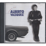Alberto Vázquez ---cosas De...--- Cd Nacional